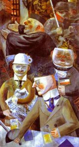 pillars-of-society-by-george-grosz